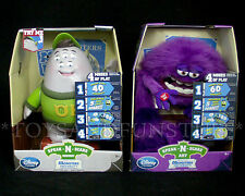 New SQUISHY & ART Monsters University Inc. SPEAK-N-SCARE Electronic Figures