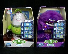 New SQUISHY & ART Monsters University Inc. SPEAK-N-SCARE Electronic Figures