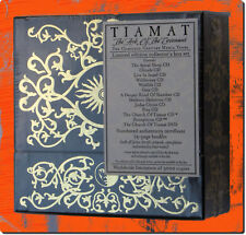 Tiamat - The Ark Of The Covenant ( Box 12 CD+1 DVD )