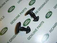 GENUINE LAND ROVER DISCOVERY and RANGE ROVER SPORT FRONT TOWING EYE COVER CLIPS