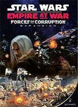 Star Wars Empire at War Forces of Corruption hardcasehülle en muy buen estado