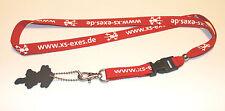 XS EXES Schlüsselband Lanyard NEU (T226)