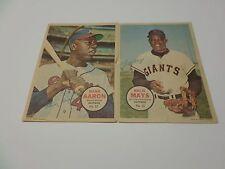 Vintage Top Baseball Mini Posters  4x6 - 18 total