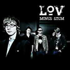 Lov - Minus szum (CD)  NEW