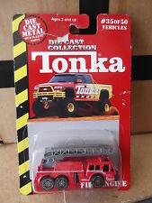 TONKA DIECAST COLLECTION 1:64 FIRE ENGINE   NIP
