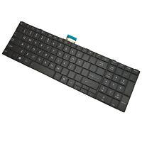 HQRP Laptop Keyboard for Toshiba Satellite C875 C875D L850 L850D L855 L870 L875
