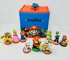 Amiibo Lot( Super Mario)