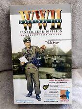 """Dragon 1/6 FIGURE GERMAN WWII """"VIKTOR' 70139 NR MINT BOX"""