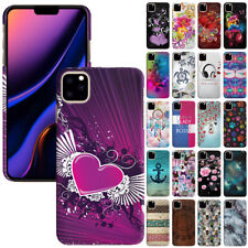 "For Apple Iphone 11 Pro Max 6.5"" 2019 Design Protector Hard Back Case Cover Skin"