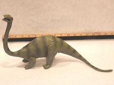 "15"" 1986 Brontosaurus Vintage Dor Mei dinosaur toy figure rubber Chinasaur"