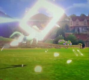 Ultra Square Shiny Dreepy 6IV Max EVs Competetive Pokemon Sword Shield Ultra