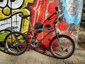 1990 GT Aggressor rare vintage BMX bike Troy Lee Design Performer Dyno