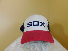 Pre-owned Chicago White Sox Miller Lite Adjustable Hat