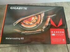 GIGABYTE Radeon RX Vega 64 Watercooled 8G DirectX 12 PCI Express Graphic Card