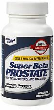 New Vitality Super Beta Prostate Urinary Health 60 Caplets -SEALED NEW-