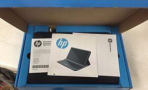 HP Pro Tablet 408 Bluetooth Keyboard Case Black K8P76AA