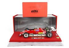 Ferrari 126C2 GP BELGIO 1982 G.VILLENEUVE 1/18 lim.ed.300 PCS P18154 BBR MODELS