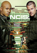 NCIS: Los Angeles - Season 6 (DVD, 2015, 6-Disc Set) Special Features, NIP