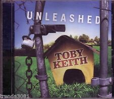TOBY KEITH Unleashed CD Classic 90s Country Great COURTESY OF RED WHITE BLUE