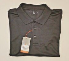 Men's Black Beverly Hill Polo Club Shirts 100% polyester Size 2X