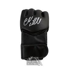 Chuck Liddell Autographed MMA Glove - BAS COA