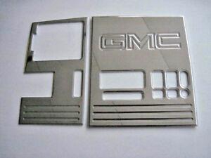 88-94  GMC Sierra 1500 billet dash panels NEW ITEM!!!