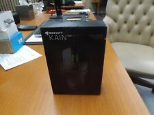 FACTORY SEALED BOX ROCCAT - Kain 100 AIMO Wired Optical Gaming Mouse - Black