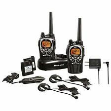 Midland - GXT1000VP4 50 Channel GMRS Two-Way Radio - Up to 36 Mile Range Walk...
