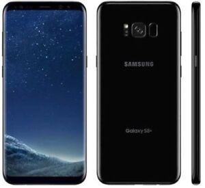 NEW Samsung Galaxy S8+ Plus G955U 64GB (Unlocked GSM+CDMA) AT&T T-Mobile Verizon
