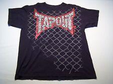 Vintage Tapout Casual Logo T-shirt Men's Size L