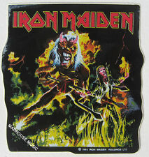 Iron Maiden Memorabilia Stickers