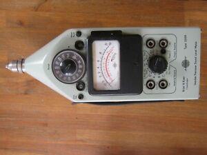Brüel + Kjoer Impulse Precision Sound Level Meter Typ 2209