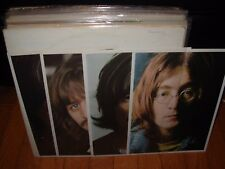 BEATLES white album ( rock )  2lp # 2953882 - PHOTOS & POSTER -