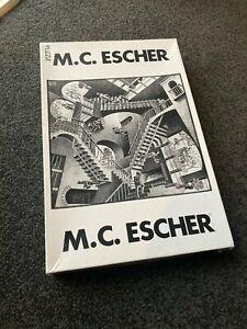M.C. Esher Rare Relativity 1000 Piece Puzzle Complete EXC