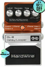More details for digitech dl-8 hardwire delay/looper extreme-performance
