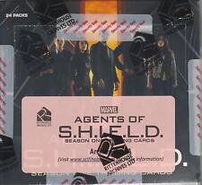 Marvel Agents of SHIELD Season 1  - 1 Factory Sealed ARCHIVE BOX - S.H.I.E.L.D.