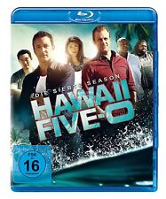 HAWAII FIVE-0-SEASON 7 (SCOTT CAAN, ALEX O'LOUGHLIN,...)  5 BLU-RAY NEW