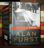 Furst, Alan THE SPIES OF WARSAW A Novel 1st Edition 1st Printing