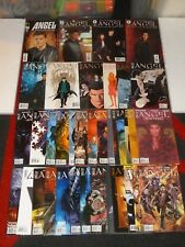 Angel - Lot of 37 Comics - After the Fall + Dh - Joss Whedon - Variant - Idw