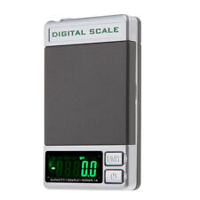 100g 0.01 Digital LCD Pocket Scales Jewelry Precision Electronic Weight Lab+ Bag