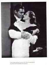 Joan Crawford Clark Gable Clipping Magazine photo 8x10 1pg orig F11669