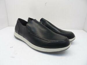 Skechers Men's Slip-On Darlow Fredro Casual Shoes SN204140 Black/Grey Size 12M
