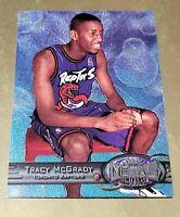 1997 Skybox METAL UNIVERSE Tracy McGrady RC #42 MINT💎UNCIRCULATED UHD PICS 2