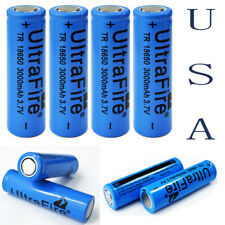3000mah 3.7V 18650Rechargeable Li-ion Flat Top Battery For -VAiPE-Battery