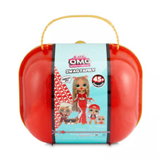 L.O.L. Surprise! O.M.G. Swag Family Fashion Doll, Dolls and Pet