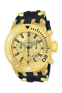 Invicta Subaqua Specialty 22365 Men's Round Chronograph Day Date Silicone Watch