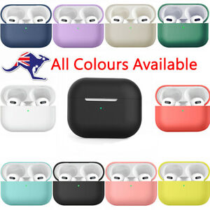 Apple Airpods 3 Pro Case Soft Silicone Slim Shockproof  Protective Cover Airpod