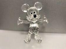 Swarovski Figur Disney Mickey Mouse Maus 10 cm. Top Zustand