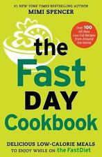 The FastDay Cookbook: Delicious Low-Calorie Meals to Enjoy while on-ExLibrary