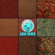 Cichlid Fish Food - Pellets Sticks Flakes Floating Sinking American African Bulk
